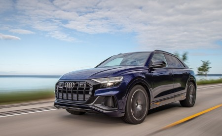2021 Audi SQ8 (US-Spec) Wallpapers HD