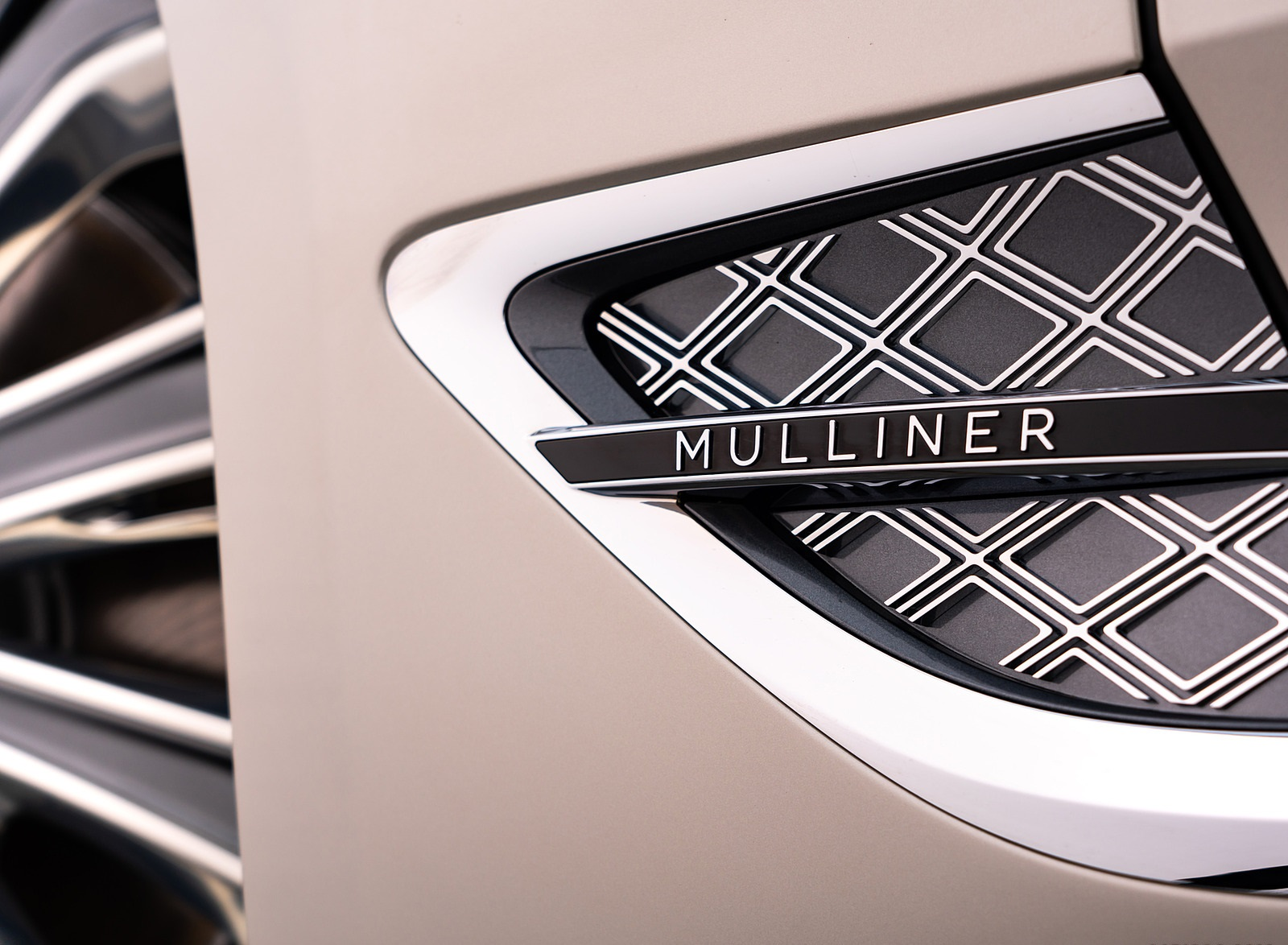2021 Bentley Continental GT Mulliner Detail Wallpapers (7)