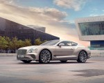 2021 Bentley Continental GT Mulliner Front Three-Quarter Wallpapers 150x120 (4)