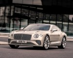2021 Bentley Continental GT Mulliner Front Three-Quarter Wallpapers 150x120 (1)