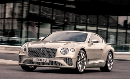 2021 Bentley Continental GT Mulliner Wallpapers HD