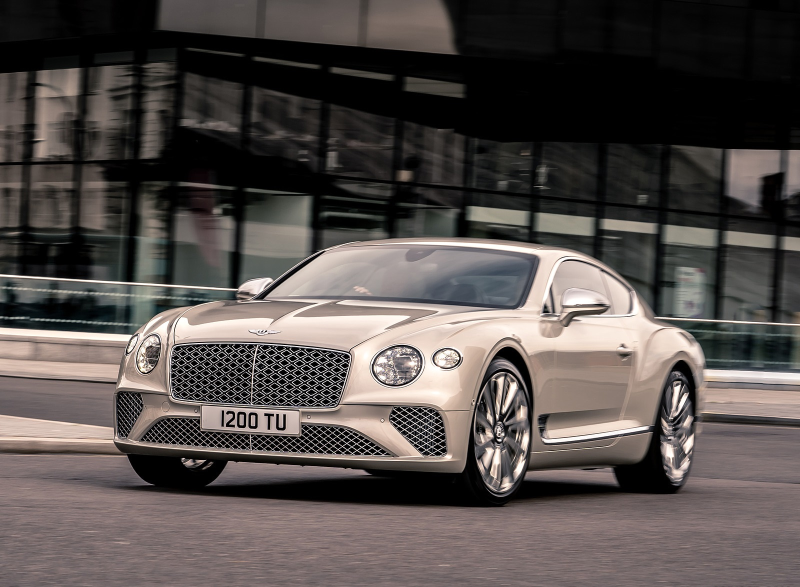 2021 Bentley Continental GT Mulliner Front Three-Quarter Wallpapers (1)