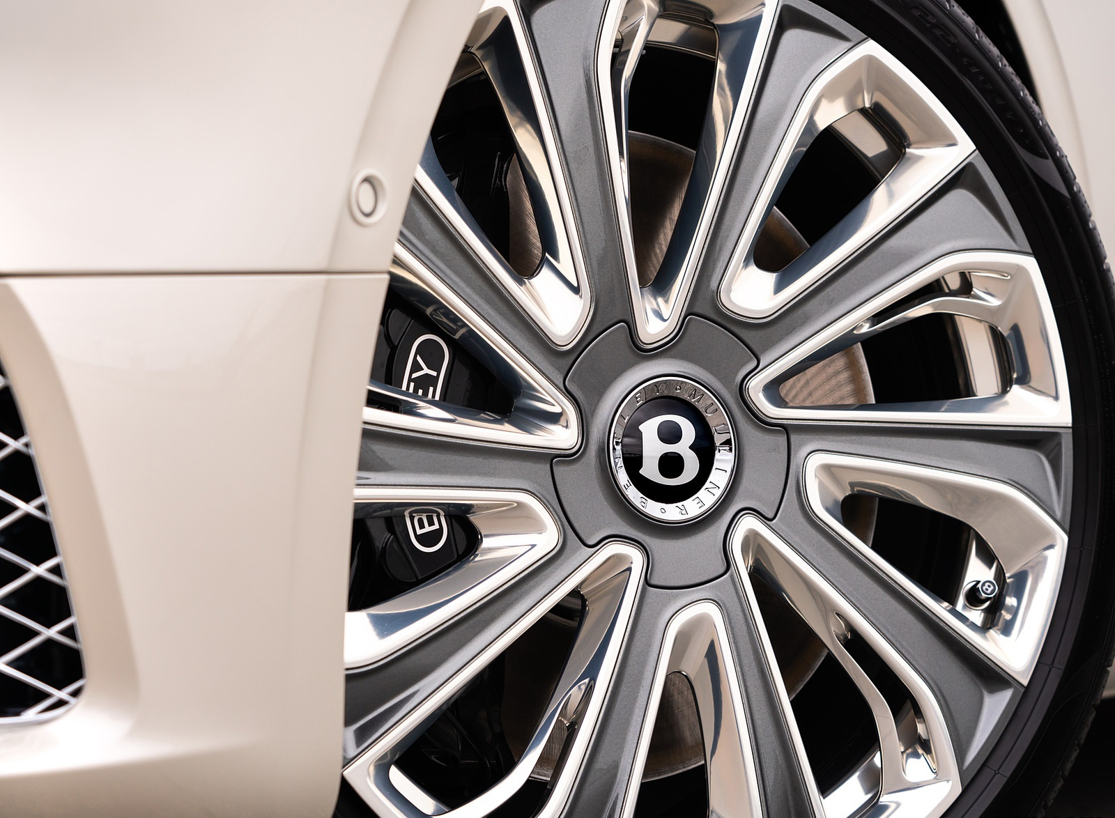2021 Bentley Continental GT Mulliner Wheel Wallpapers (6)