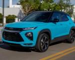 2021 Chevrolet Trailblazer RS Front Three-Quarter Wallpapers 150x120 (2)
