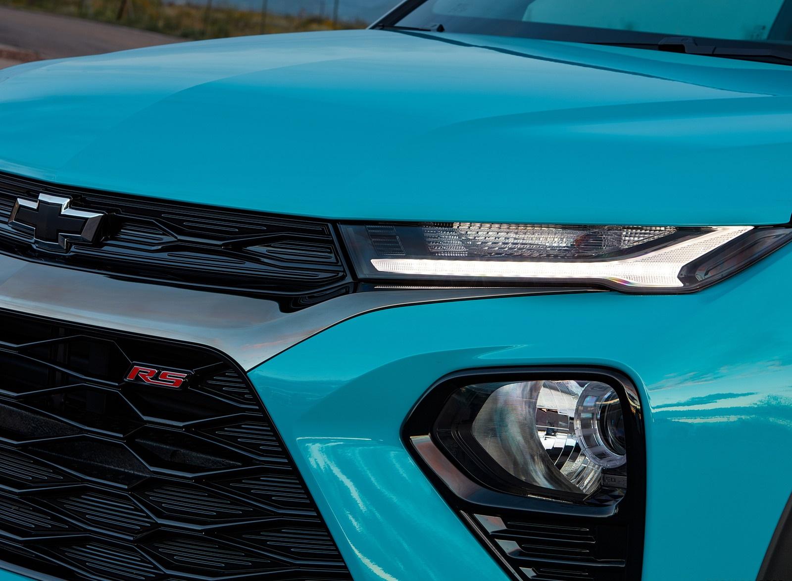 2021 Chevrolet Trailblazer RS Headlight Wallpapers (5)