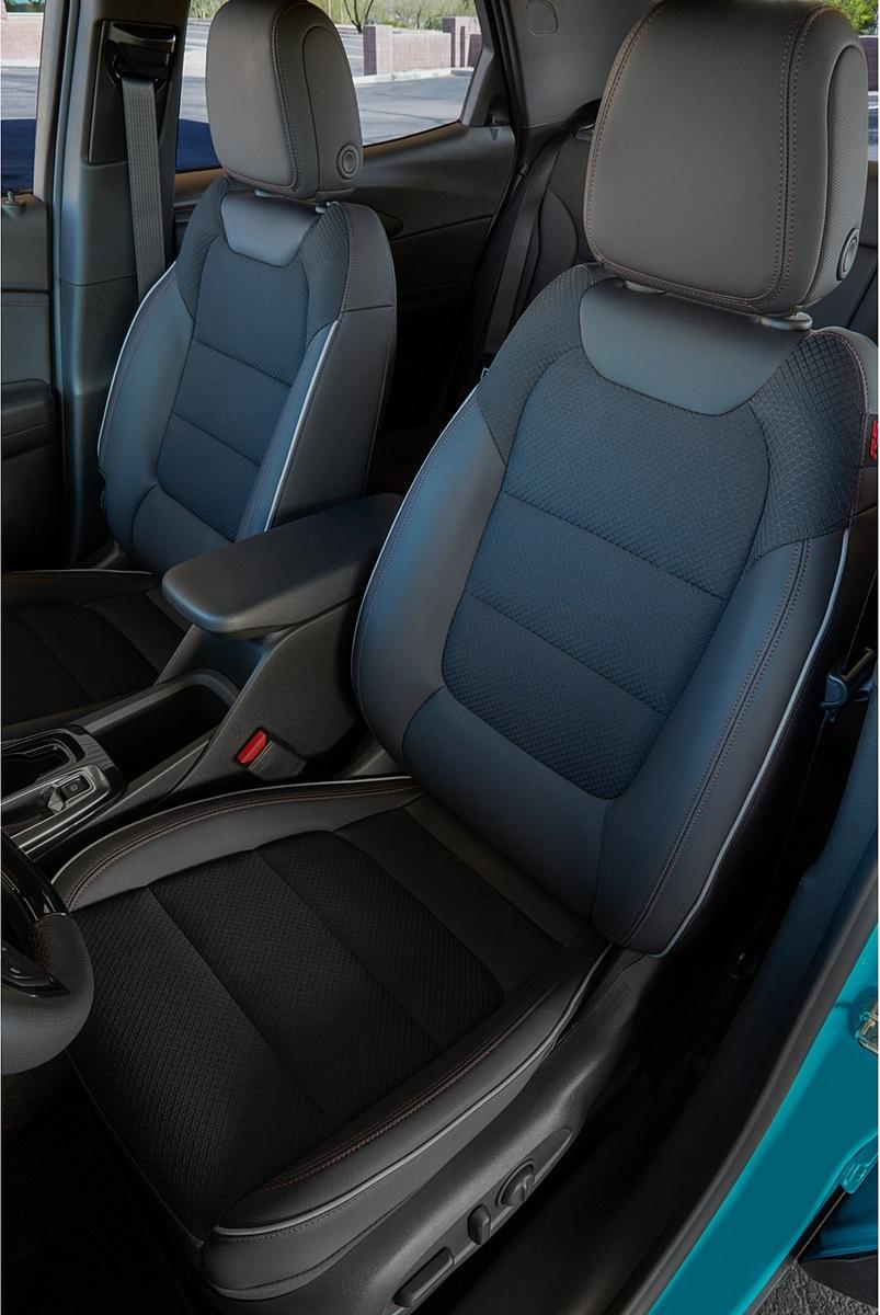 2021 Chevrolet Trailblazer RS Interior Seats Wallpapers (9)