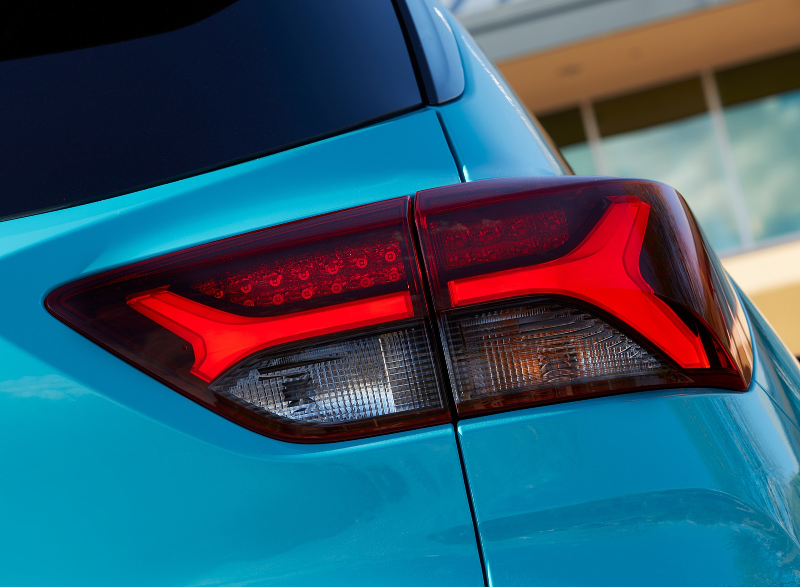 2021 Chevrolet Trailblazer RS Tail Light Wallpapers (6)