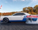 2021 Dodge Challenger Mopar Drag Pak Burnout Wallpapers  150x120 (6)