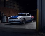 2021 Dodge Challenger Mopar Drag Pak Front Three-Quarter Wallpapers 150x120 (14)