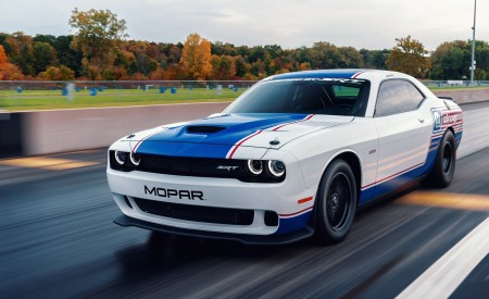 2021 Dodge Challenger Mopar Drag Pak Wallpapers & HD Images