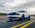 2021 Dodge Challenger Mopar Drag Pak Front Three-Quarter Wallpapers 150x120 (4)