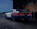 2021 Dodge Challenger Mopar Drag Pak Rear Three-Quarter Wallpapers 150x120 (15)