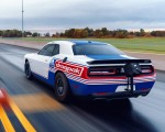 2021 Dodge Challenger Mopar Drag Pak Rear Three-Quarter Wallpapers 150x120 (8)