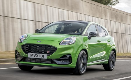 2021 Ford Puma ST Wallpapers & HD Images
