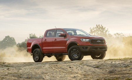 2021 Ford Ranger Tremor Wallpapers HD