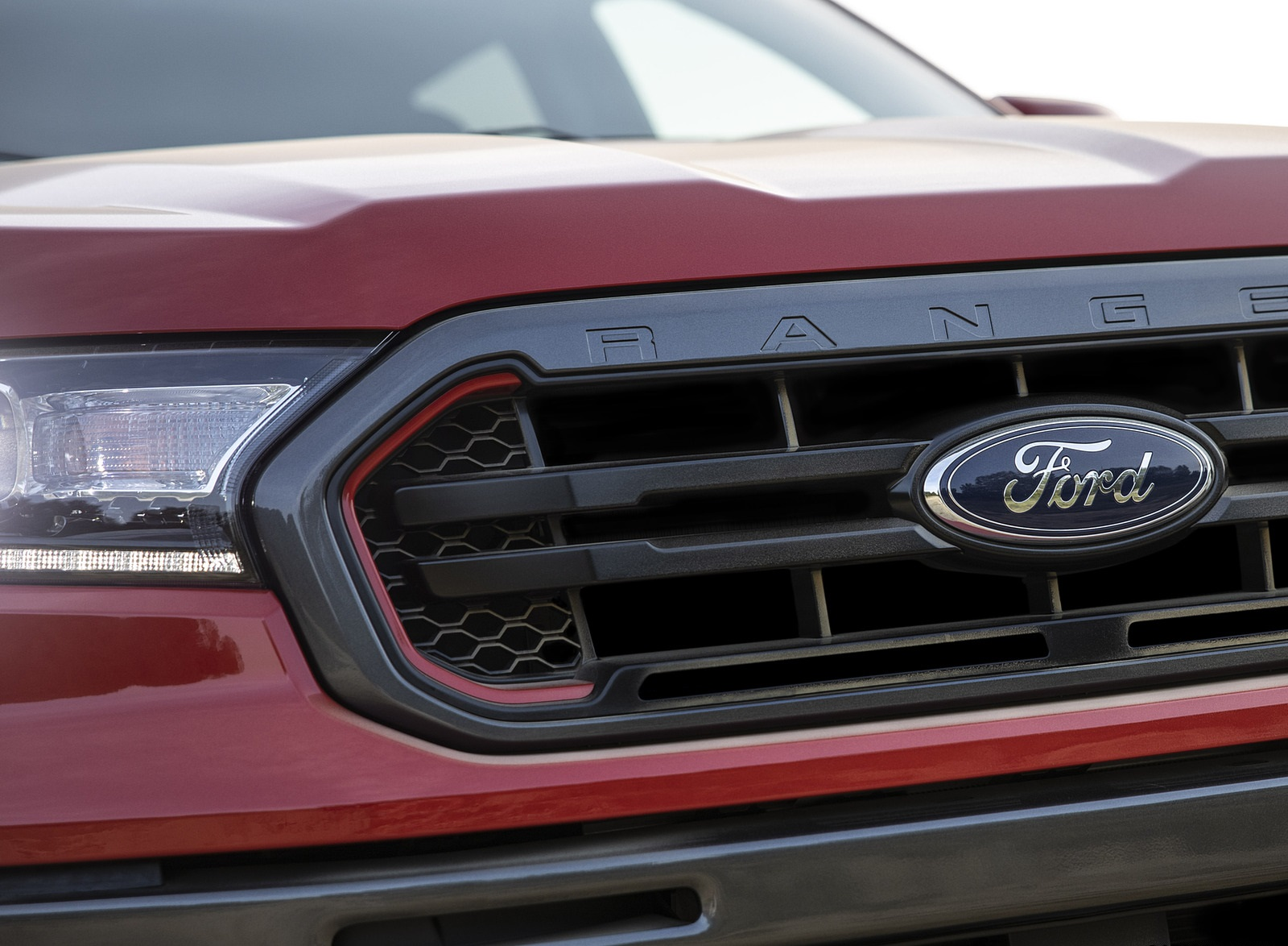 2021 Ford Ranger Tremor Off-Road Package Lariat Grill Wallpapers (10)