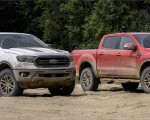 2021 Ford Ranger Tremor Off-Road Package Lariat and XLT Wallpapers 150x120 (18)