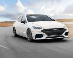 2021 Hyundai Sonata N Line Wallpapers HD
