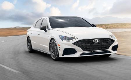 2021 Hyundai Sonata N Line Wallpapers & HD Images