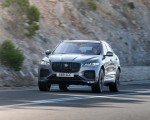2021 Jaguar F-PACE Wallpapers HD