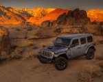 2021 Jeep Wrangler 4xe Plug-In Hybrid Front Three-Quarter Wallpapers  150x120 (16)