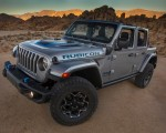 2021 Jeep Wrangler 4xe Plug-In Hybrid Front Three-Quarter Wallpapers  150x120 (17)