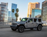 2021 Jeep Wrangler 4xe Plug-In Hybrid Front Three-Quarter Wallpapers  150x120 (7)