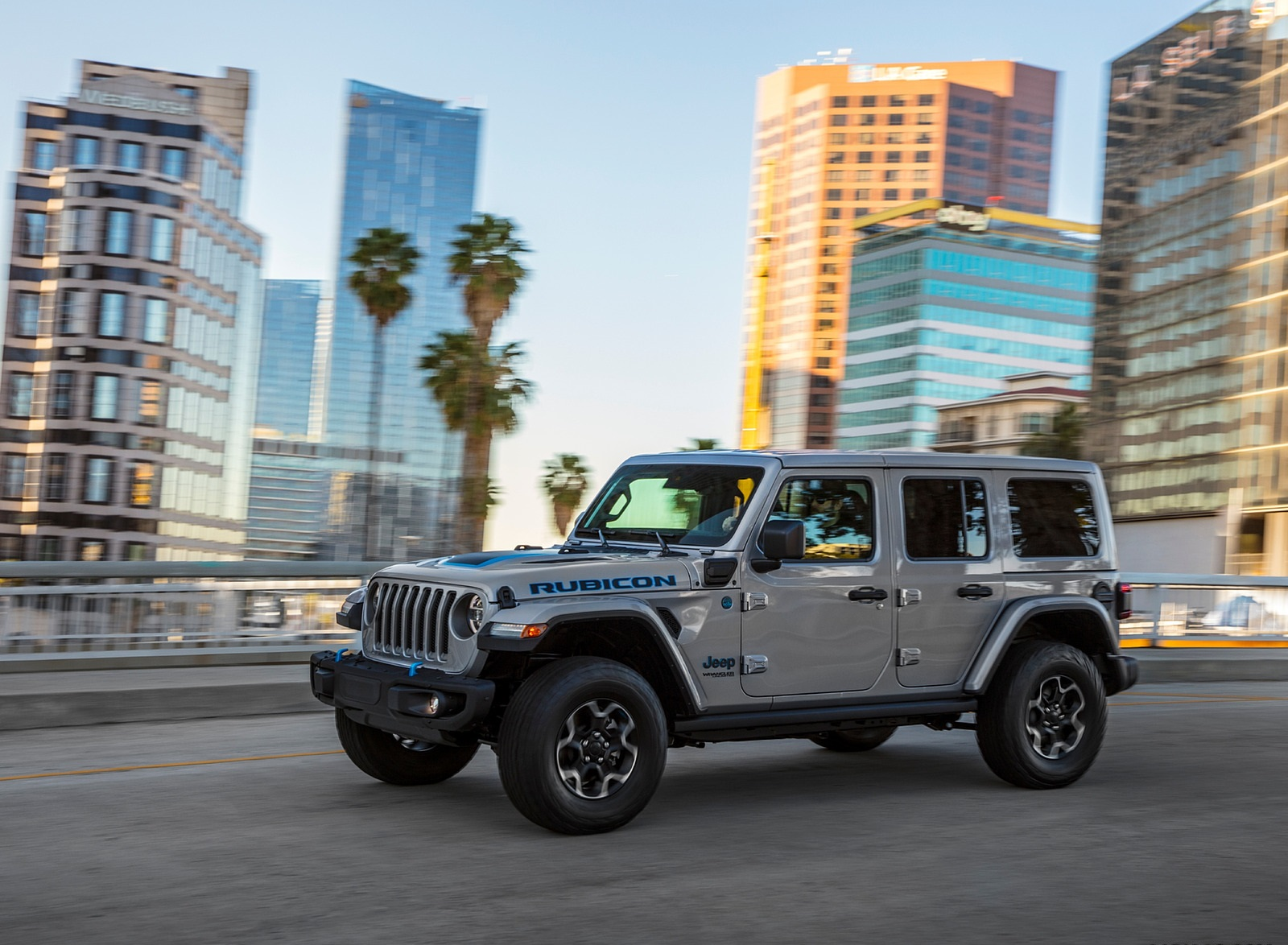2021 Jeep Wrangler 4xe Plug-In Hybrid Front Three-Quarter Wallpapers  (7)