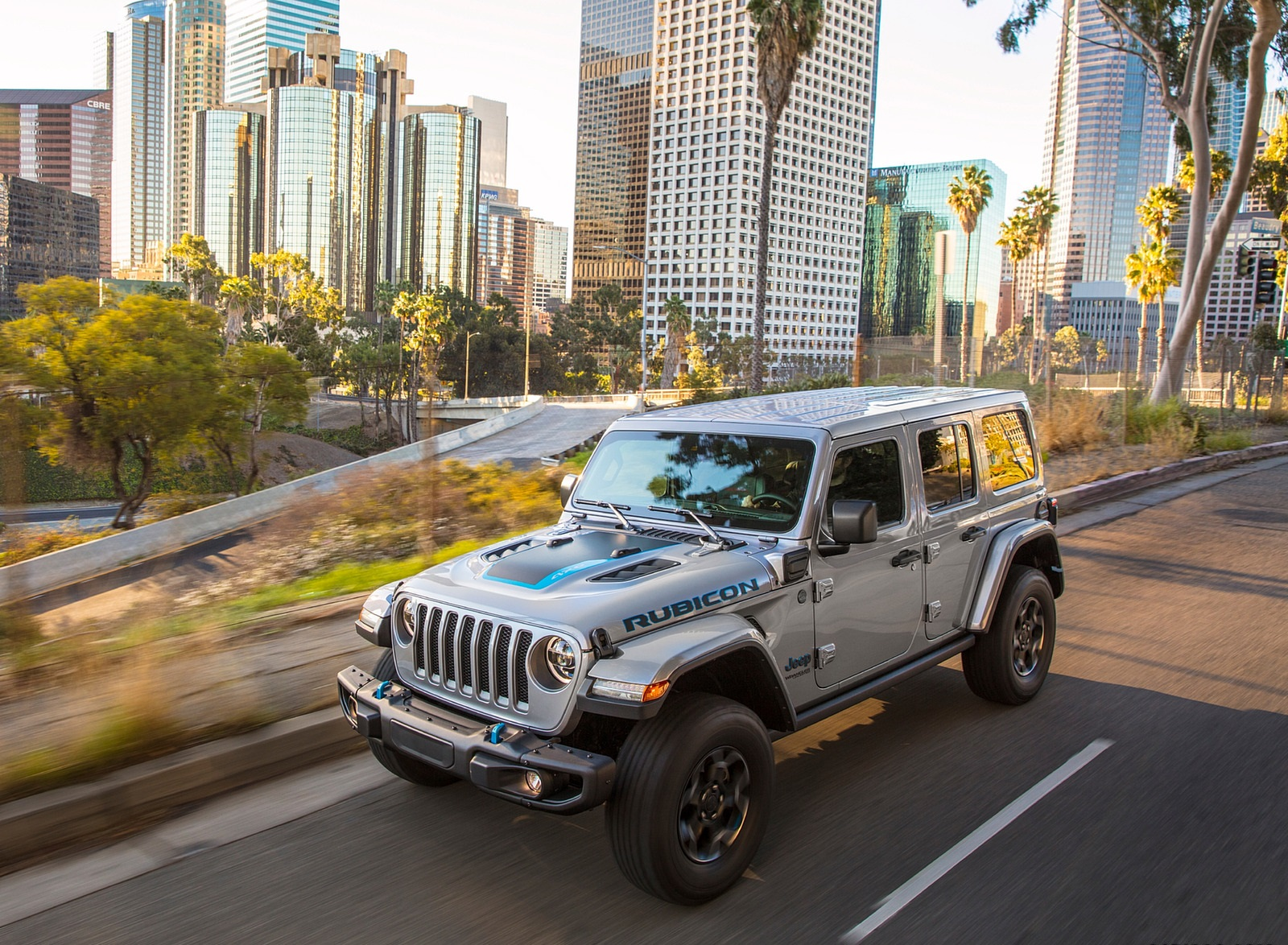 2021 Jeep Wrangler 4xe Plug-In Hybrid Front Three-Quarter Wallpapers  (3)