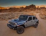 2021 Jeep Wrangler 4xe Plug-In Hybrid Front Three-Quarter Wallpapers  150x120 (18)