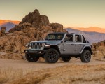 2021 Jeep Wrangler 4xe Plug-In Hybrid Front Three-Quarter Wallpapers 150x120 (19)