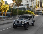 2021 Jeep Wrangler 4xe Plug-In Hybrid Front Three-Quarter Wallpapers 150x120 (8)