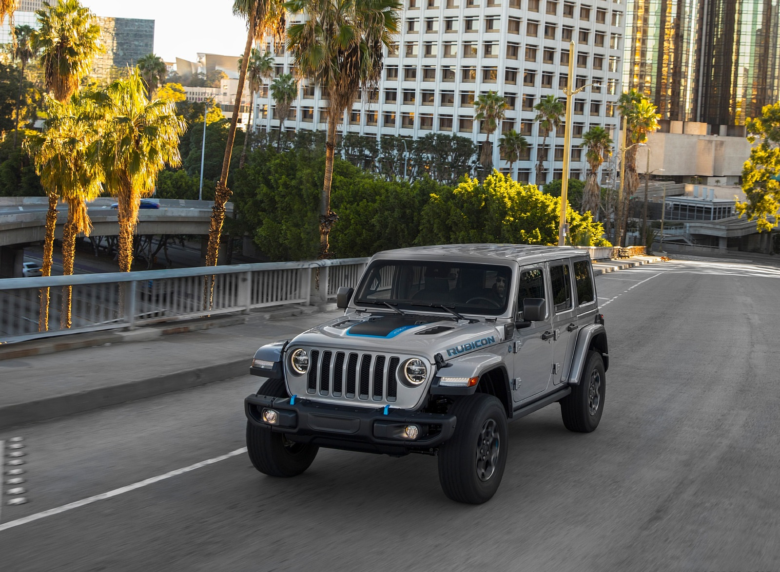 2021 Jeep Wrangler 4xe Plug-In Hybrid Front Three-Quarter Wallpapers (8)