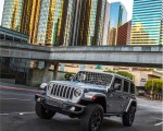 2021 Jeep Wrangler 4xe Plug-In Hybrid Front Three-Quarter Wallpapers 150x120 (4)