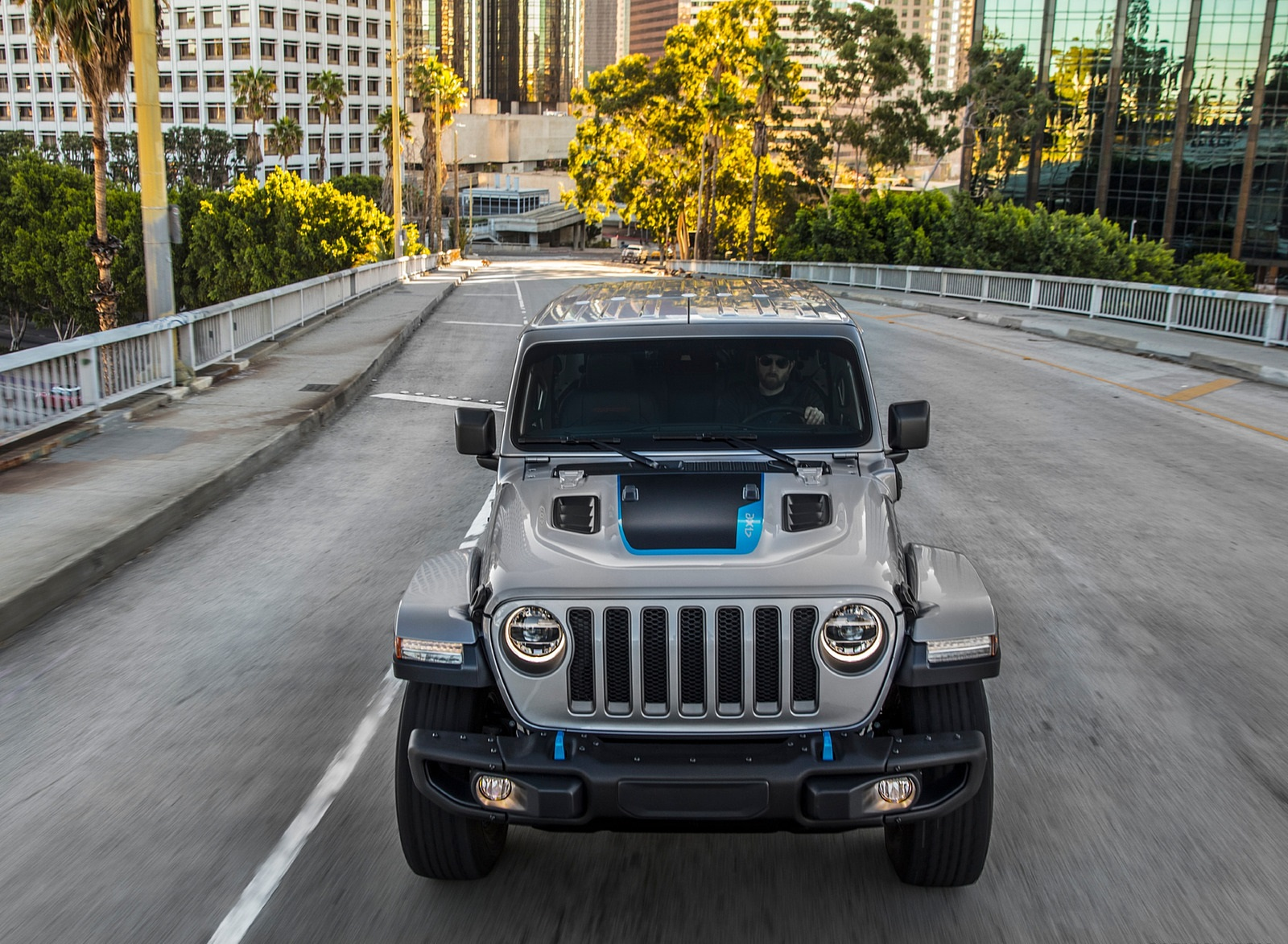 2021 Jeep Wrangler 4xe Plug-In Hybrid Front Wallpapers  (9)