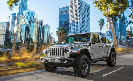 2021 Jeep Wrangler 4xe Wallpapers HD
