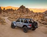 2021 Jeep Wrangler 4xe Plug-In Hybrid Rear Three-Quarter Wallpapers  150x120 (20)