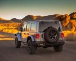 2021 Jeep Wrangler 4xe Plug-In Hybrid Rear Three-Quarter Wallpapers  150x120 (21)