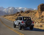 2021 Jeep Wrangler 4xe Plug-In Hybrid Rear Three-Quarter Wallpapers 150x120 (15)