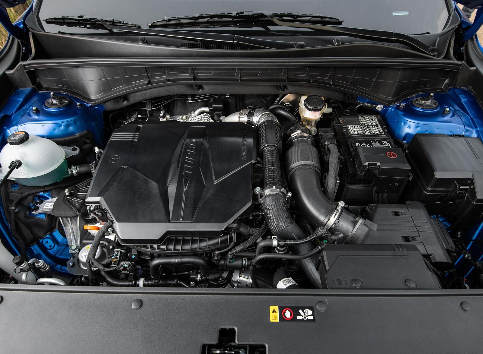 2021 Kia Sorento SX Engine Wallpapers  (9)