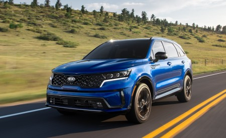 2021 Kia Sorento SX Wallpapers HD