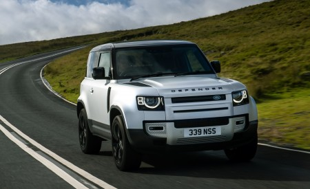 2021 Land Rover Defender 90 Wallpapers HD