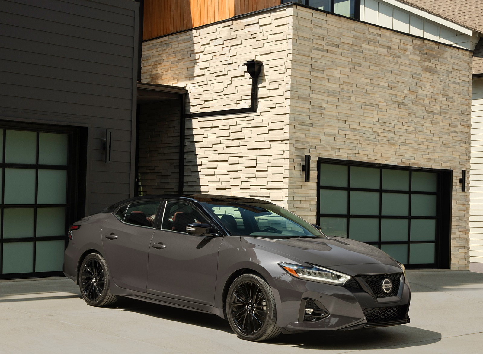 2021 Nissan Maxima 40th Anniversary Edition Front Three-Quarter Wallpapers (5)