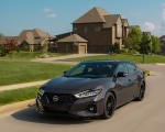 2021 Nissan Maxima 40th Anniversary Edition Front Three-Quarter Wallpapers 150x120 (1)