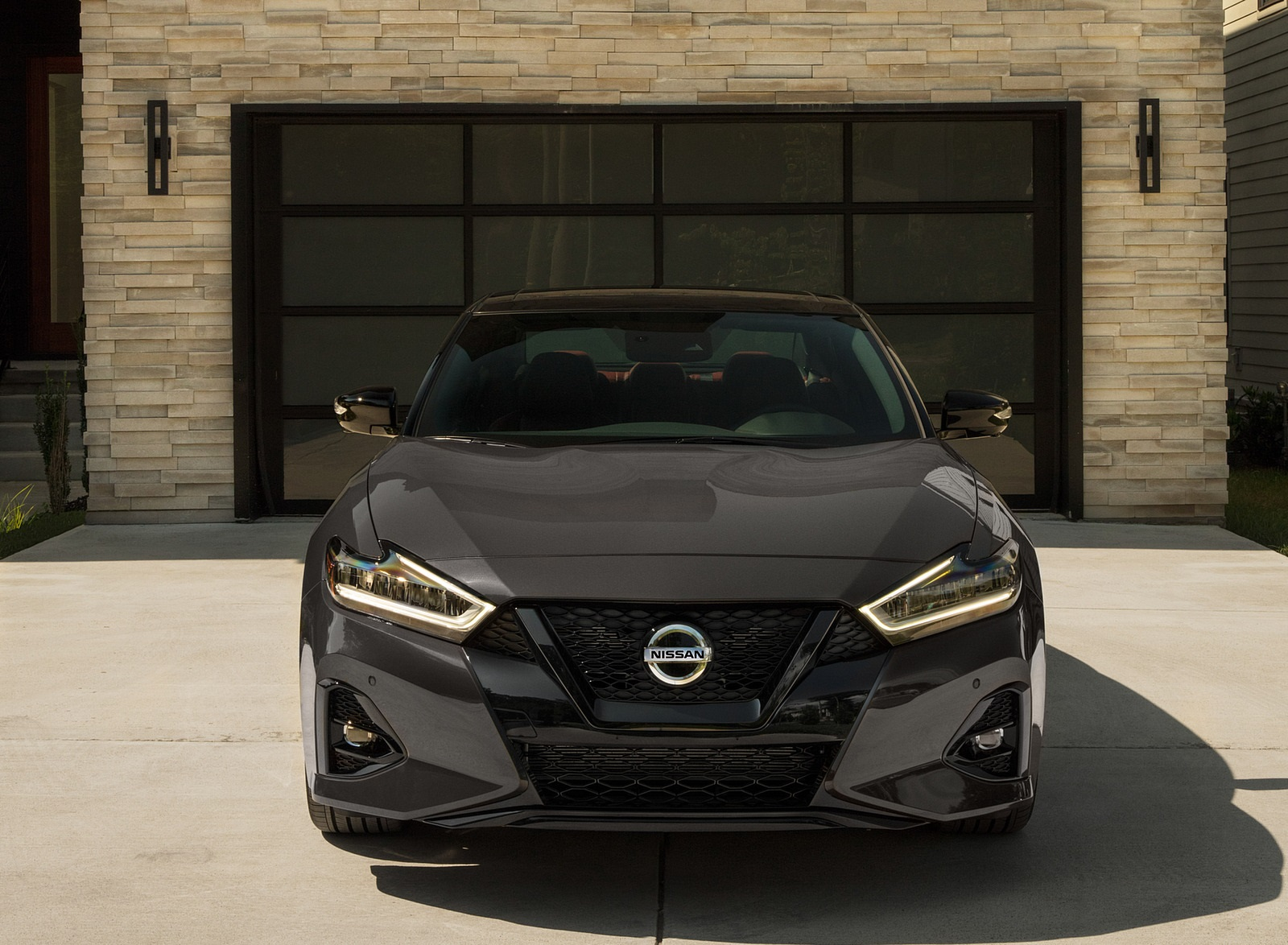 2021 Nissan Maxima 40th Anniversary Edition Front Wallpapers (6)