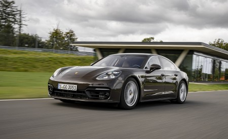 2021 Porsche Panamera 4 Wallpapers HD