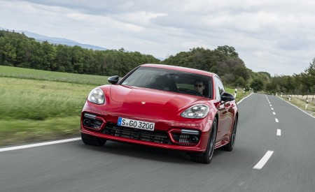 2021 Porsche Panamera GTS Wallpapers & HD Images