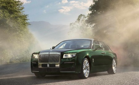 2021 Rolls-Royce Ghost Extended Wallpapers HD