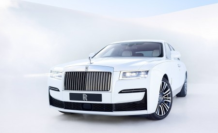 2021 Rolls-Royce Ghost Wallpapers HD