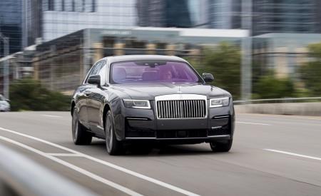 2021 Rolls-Royce Ghost Wallpapers HD